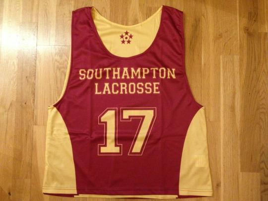 Southampton University Rocking some Florida State looking colors.