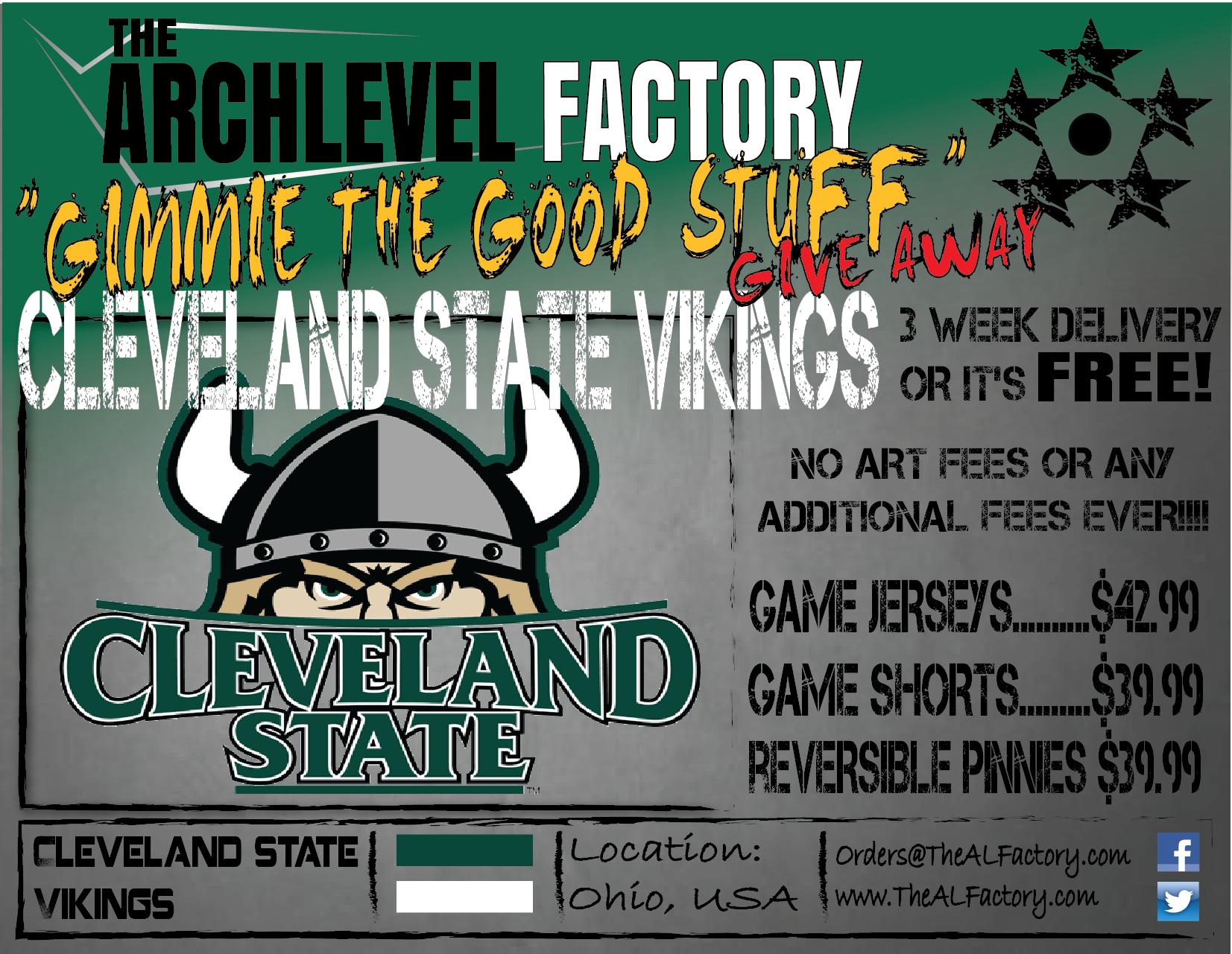 Cleveland Vikings Lacrosse