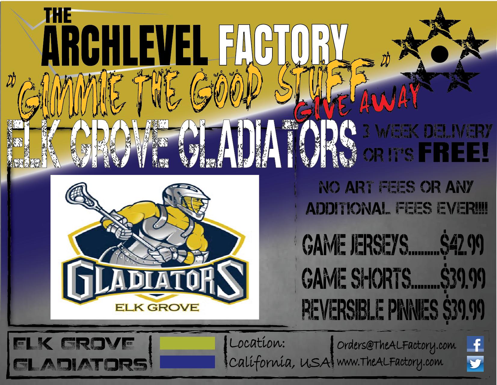Elk Grove Gladiators