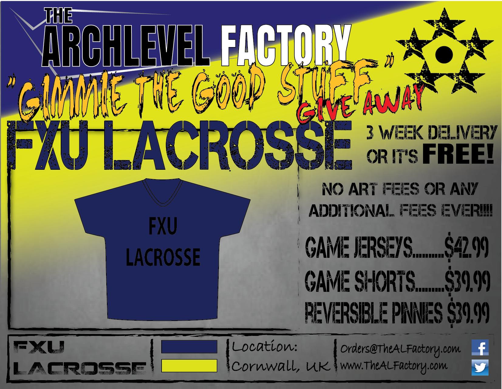 FXU Lacrosse