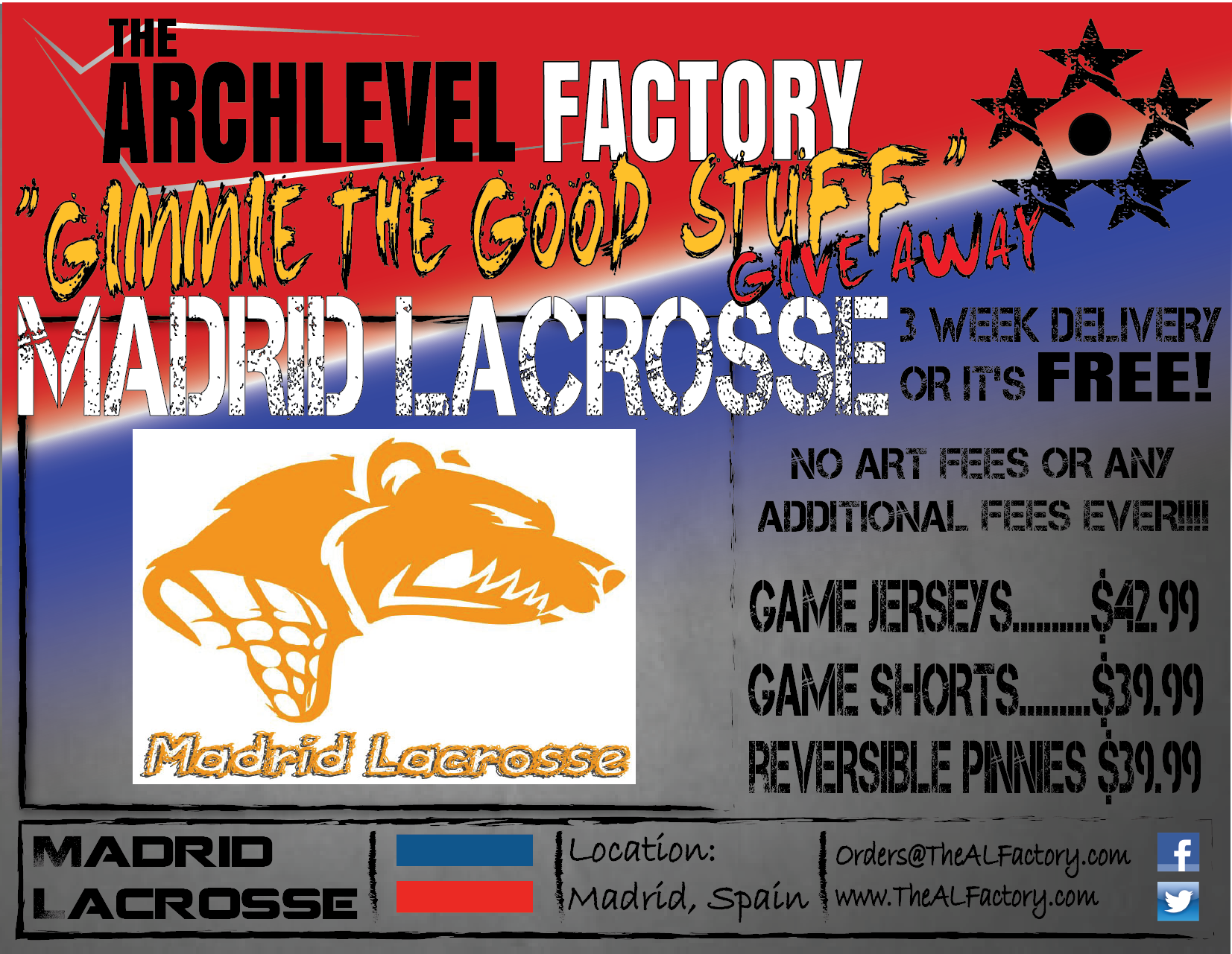 Madrid Lacrosse
