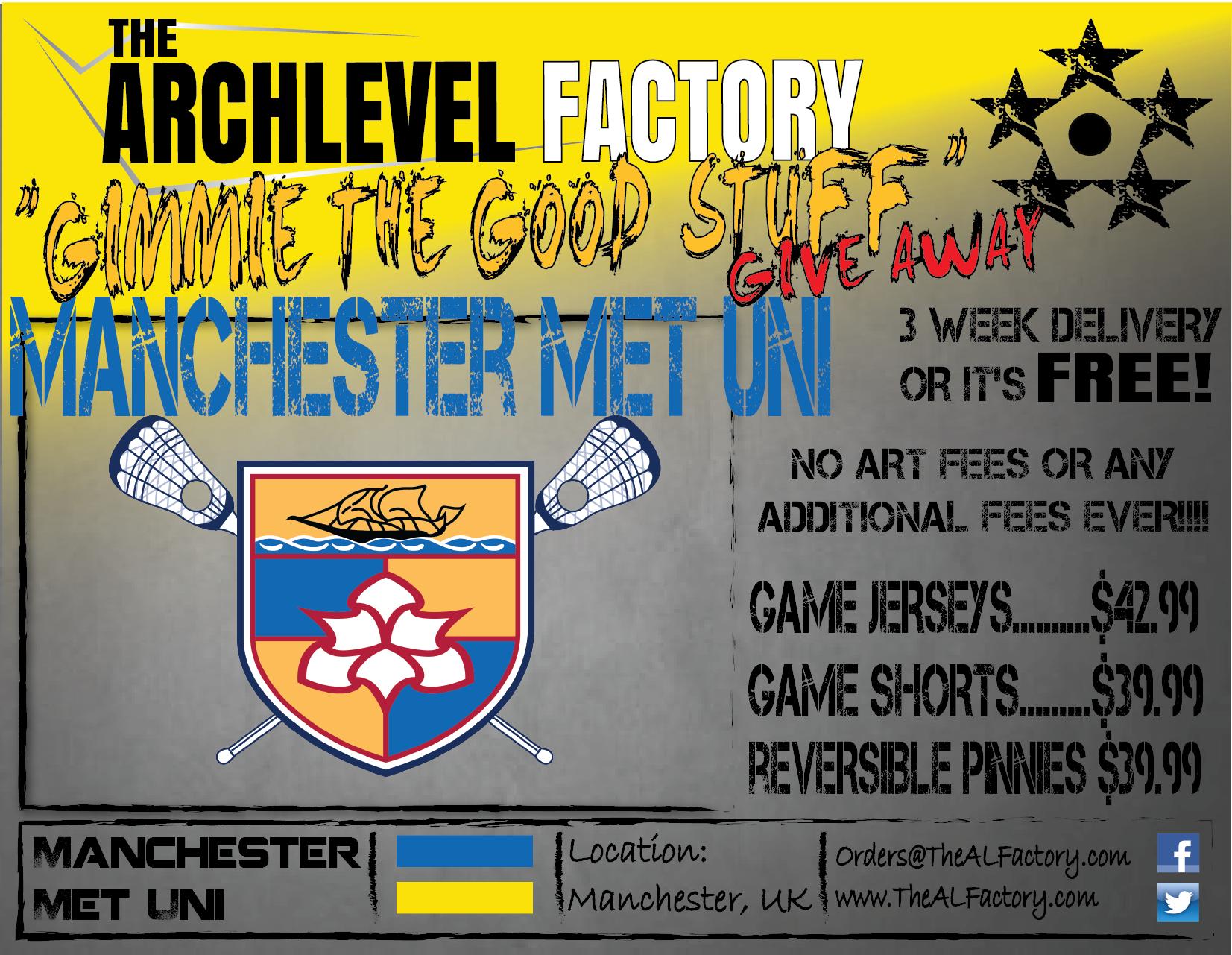 Manchester Met Uni