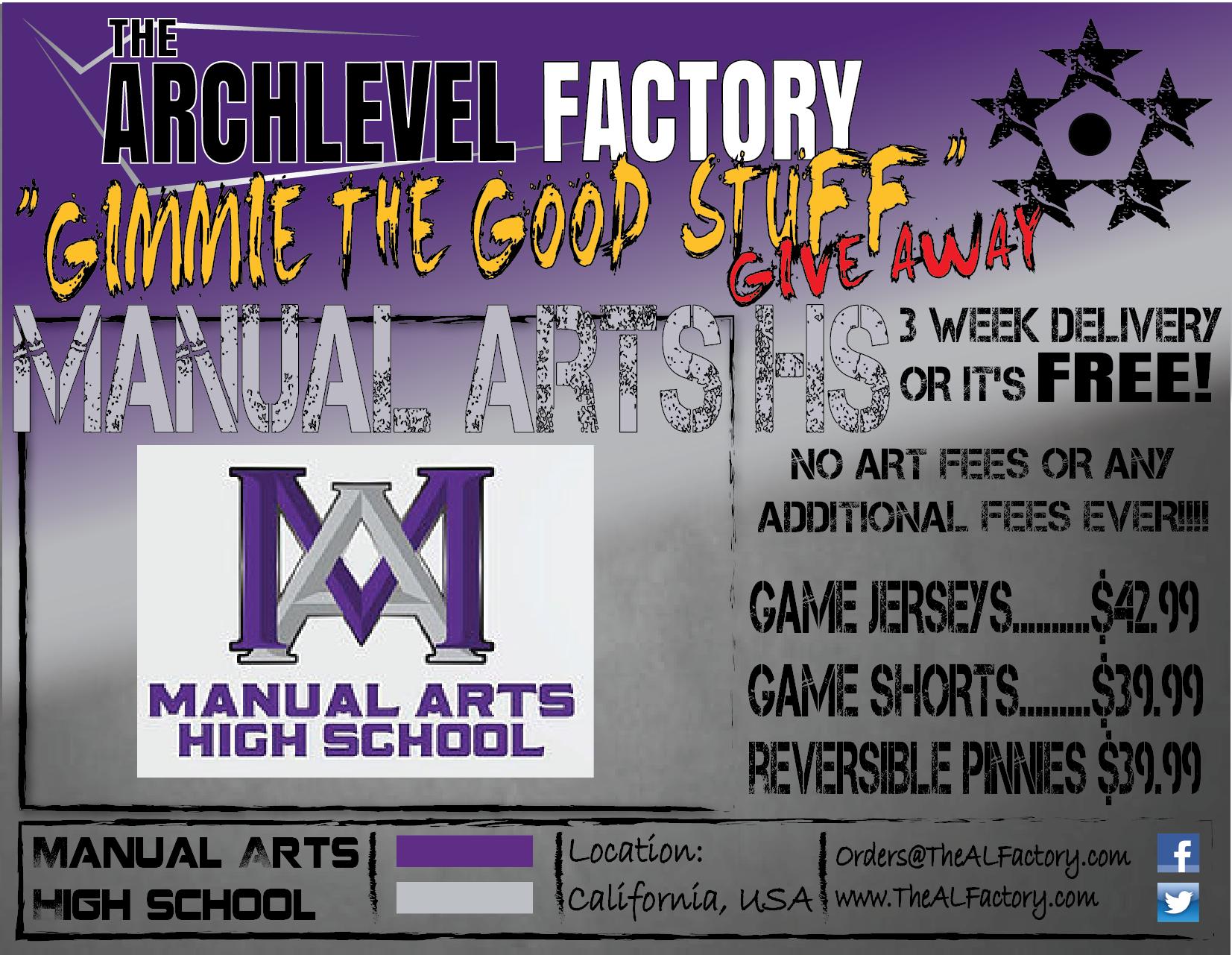 Manual Arts HS