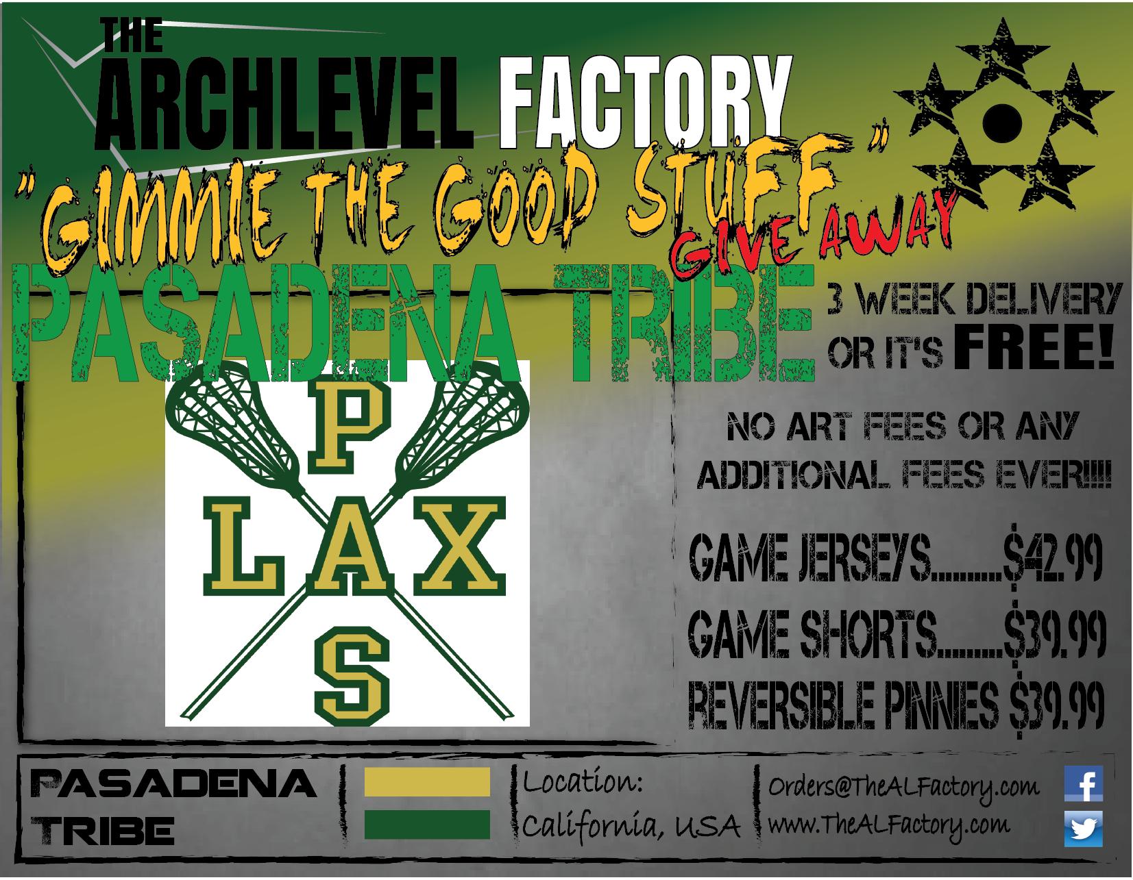 Pasadena Tribe