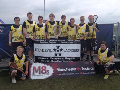 ArchLevel Lacrosse - Manchester 8s