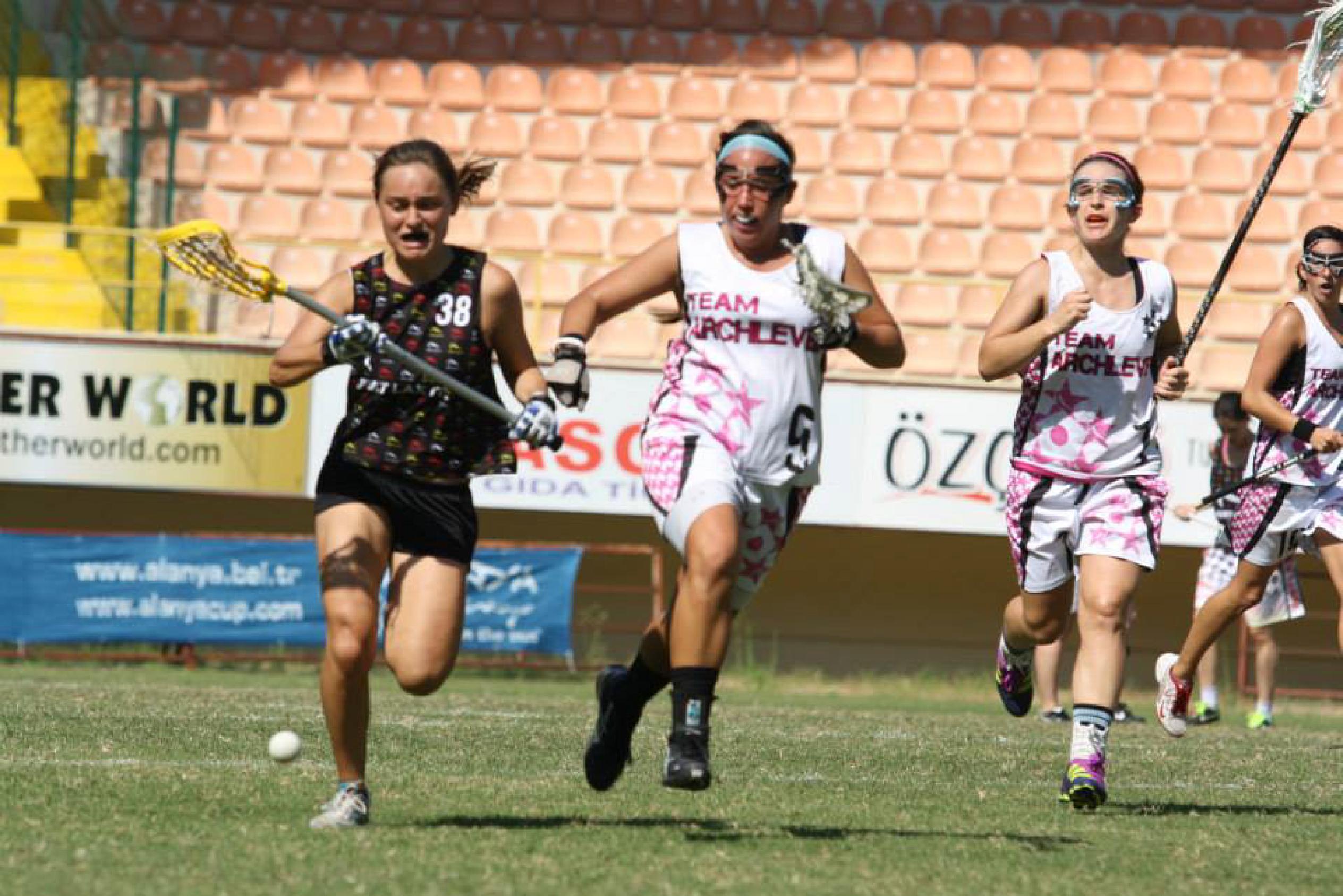 ArchLevel Lacrosse Womens Team Turkey Open 2013