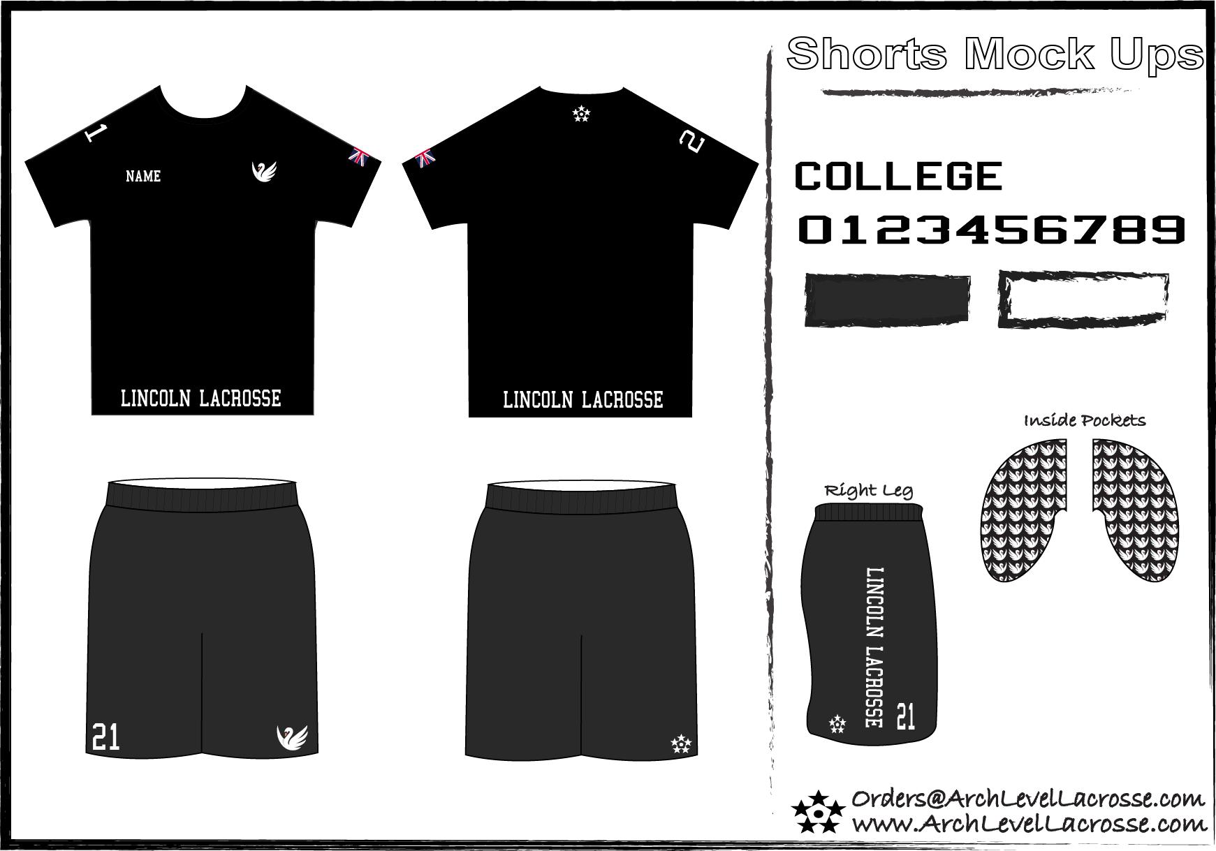Lincoln Uni Lacrosse Mock Up