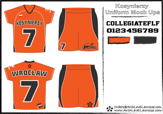 ArchLevel Lacrosse Wroclaw design