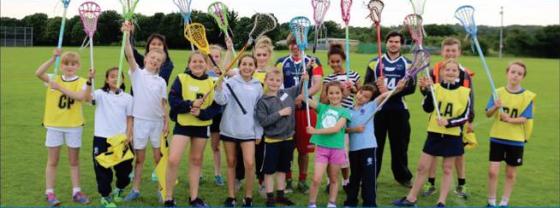 Oxford City Lacrosse Juinors